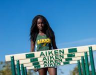Aiken's Frelicia Tucker wins girls award for Wendy's High School Heisman