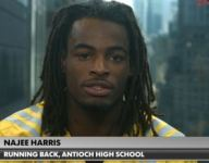 VIDEO: Army All-American Najee Harris on what he's looking for in a school