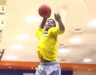 VIDEO: Wheeler (Ga.) star Rodolzo Lewis takes home Chick-Fil-A dunk contest crown