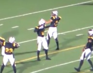 VIDEO: Calif. team does in-game #MannequinChallenge before two-point conversion