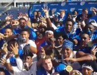 Trinity Christian (Jacksonville) equals Florida record with fourth consecutive state title