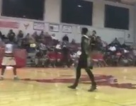 VIDEO: Oakleaf (Fla.) player nails buzzer-beating three on birthday