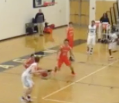 VIDEO: This N.C. behind-the-back crossover was absolutely jaw-dropping