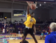 VIDEO: This City of Palms hurdling dunk by Emmitt Williams was something else