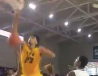 VIDEO: Kentucky 5-star hoops signee Nick Richards flushes filthy jam off inbounds at City of Palms