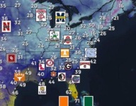 Miami assistant coach trolls all of you recruits dealing with cold weather