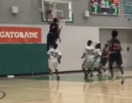 VIDEO: Kenyon Martin's son is showing he gets up just like dad