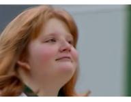 VIDEO: Florida girls basketball player perseveres despite rare condition