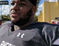 Tyler Shelvin ready to announce his choice at Under Armour Game, sort of