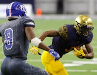 Army All-American receiver Michael Harley decommits from West Virginia