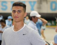 Sage Surratt, one of the country's most talented hoopers, is done with basketball, focusing on football