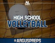 #ArgusPreps VB: Reiff, Fernholz named Underclass All-Americans