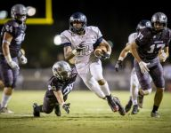 Running out of time: High school football players chasing college scholarships