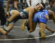 Tran reaping benefits of sticking with wrestling