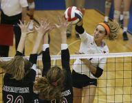 Sacred Heart's Hammons named Player of Year