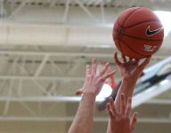 Indians start hot in boys' hoops, defeating Rajahs 62-50
