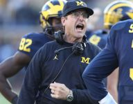 Recruiting: U-M's Jim Harbaugh builds rapport with high school coaches