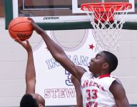 Boys hoops: Lawrence North's length pushes Cathedral aside