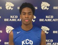KCD's Mathis reaches 2,000 career points