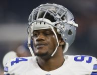 Cowboys DE Randy Gregory suspended at least one year for substance abuse violation