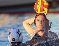 Roundup: Aztecs edge Saints in water polo opener