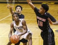 Drumgo-Sharpe comes up big for Newark boys