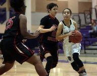 Shadow Hills girls' basketball outlasts Indians 33-26
