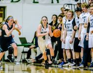 Williamston basketball standout finding way in new role