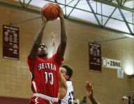 Basketball scores and stats for Jan. 10