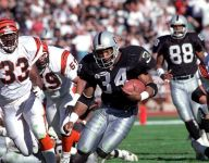 Bo Jackson: 'There's no way I would ever allow my kids to play football today'