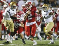 Blue-Gold football rosters, coaches announced