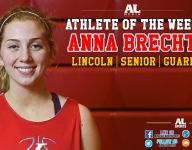Athlete of the Week: Brecht helping develop hoops culture at Lincoln