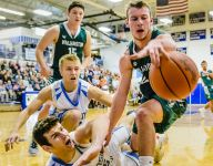 Williamston hoops senior making up for missed time
