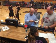 Dobson gives boys basketball coach Rick McConnell 600th victory in dramatic fashion