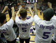 State college basketball roundup: Northwestern honors Jordan Hankins during game