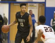 Trinity's Johnson getting national attention