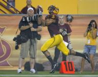 Ex-ASU WR Kerry Taylor reunites with brother Kolby at Oregon State
