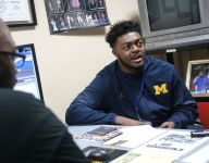 Deron Irving-Bey: From unknown to Michigan football recruit in a year