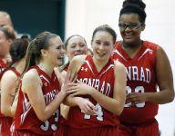 Eighth-grader Kulesza keeps Conrad rolling
