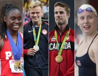 Derek Drouin, Lilly King among honorees in Indiana's gold-plated 2016