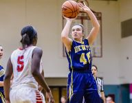 East Lansing, DeWitt girls move up in state hoops poll