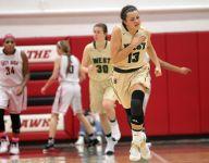 'Glue girl' Rachel Saunders growing fast, emotionally leading Iowa City West