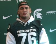 Bueter might be MSU's next OL walk-on-to-success story