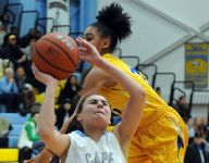 Cape Henlopen hands CR first girls basketball defeat