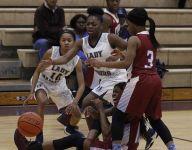 Huntington girls take lead in District 1-4A race