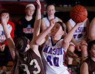Mason star hits the 1000-point mark
