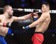 Bobby Nash (MSU) loses in UFC debut; QB Samuel Johnson transfers