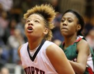 Banned from playing with boys, Rikki Harris leads North Central girls