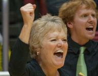 Longtime Cathedral volleyball coach Jean Kesterson retires