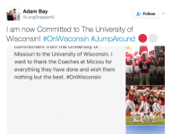 Twitter is a playmaker in the recruiting game